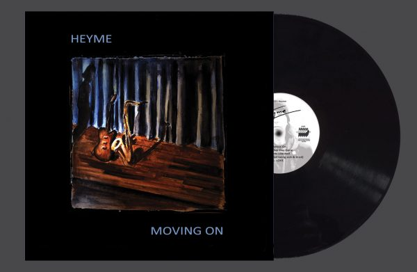 Heyme - Vinyl - Moving On